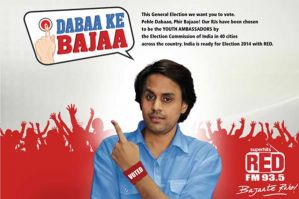 93.5 RED FM's 'Dabaa Ke Bajaa