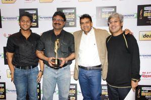 Mirchi Music Awards Marathi jury meet