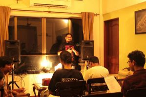 Demonic Resurrection's new album 'The Demon King' listening session