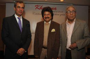 Khazana- Ghazal festival Press Conference