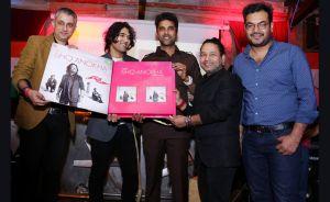 Launch of Ishq Anokha with Vikram Mehta, Naresh, Paresh, Kailash Kher, Umang Tiwari