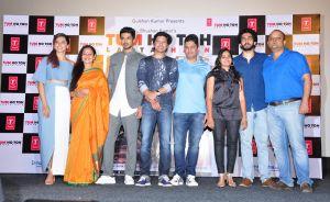 Taapsee Pannu, Zarina Wahab, Saqib Saleem, Shaan, Bhushan Kumar, Aleya Sen, Amaal Mallik and Rashmi Virag