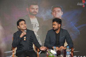 AR Rahman with Dinesh Raj