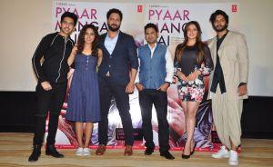 Armaan Mallik, Neeti Mohan, Abhijit Vaghani, Manoj Muntashir, Zareen Khan and Ali Fazal
