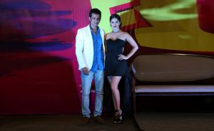 Sharman Joshi and Sunny leone