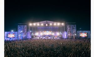 Day One of the Pune edition of BACARDI NH7 Weekender. Photo Credit - Himanshu Rohilla Photo credit - Maanas Singh
