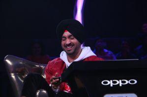 Diljit Dosanjh at the Rising Star Launch