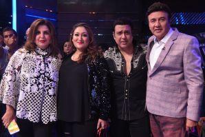 Indian Idol 9, Govinda, Farah Khan, Anu Mallik