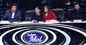 Anu Malik, Anushka Sharma, Farah Khan & Sonu Nigam on Indian Idol 9