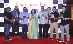 GHAR JAANA HAI Single Release Launch Event from the Album The Stories Untold by Singer Konark Sarangi