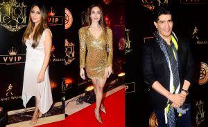 Gauri Khan ,Malaika Arora and Manish Malhotra