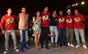 Fukrey Returns music launch