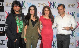 Aziz Zee, Shibani Kashyap, Shweta Khanduri  DJ Sheizwood