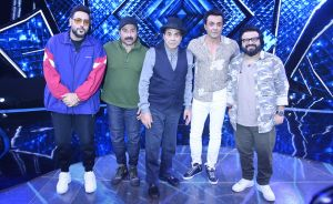 Badshah, Sunny Deol, Dharam Ji, Bobby Deol and Pritam on Dil Hai Hindustani 2