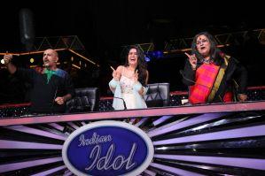 Vishal Dadlani, Neha Kakkar and Usha Uthup