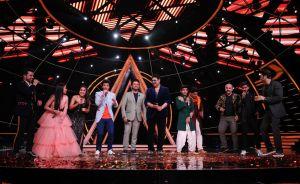 Kumar Sanu on Indian Idol 10