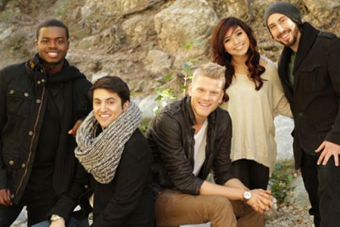 the sing off champs pentatonix sign record deal with rca records