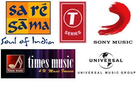 2012: Top 5 music labels in India   Radioandmusic com