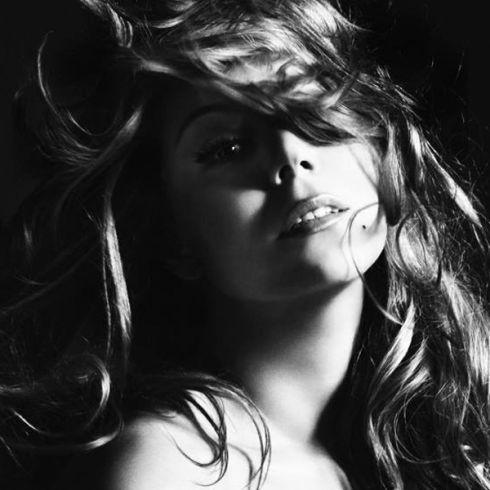 Mariah Carey Facebook pic