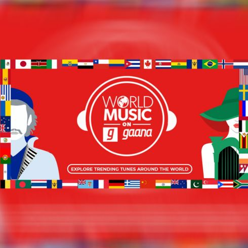 This World Music Day groove to global music with Gaana