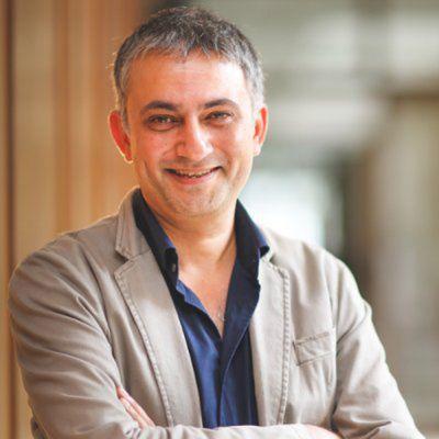 Vikram Mehra