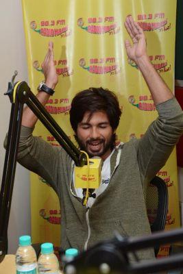 R...Rajkumar cast in Radio Mirchi