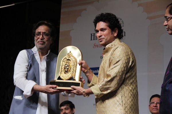 Felicitation ceremony of  Lata Mangeshkar