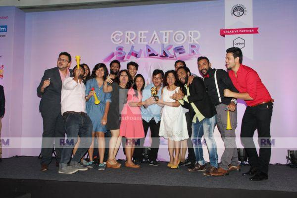 India Radio Forum (IRF) Award Ceremony - 2016