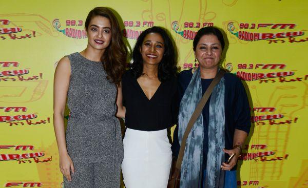 Surveen Chawala, Tannishtha Chatterjee and Leena Yadav