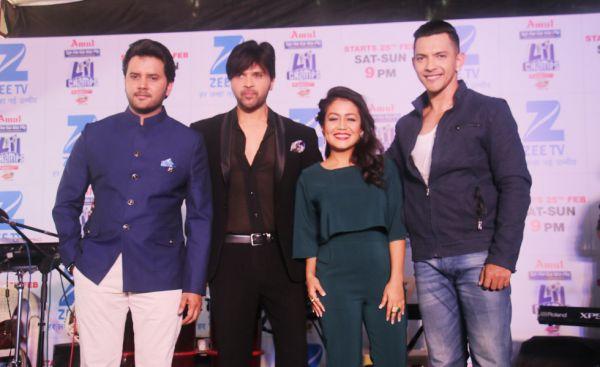 Javed Ali, Himesh Reshammiya, Neha Kakkar, Aditya Naryan