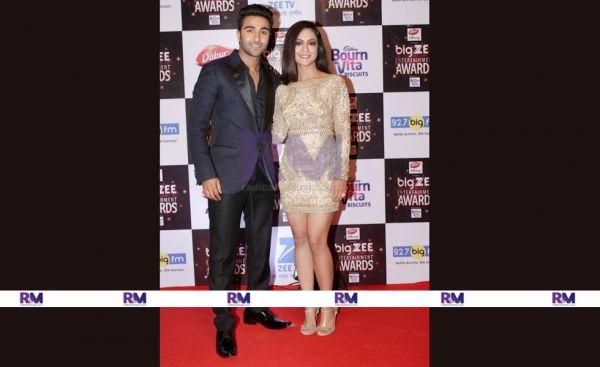 Aadar Jain and Anaya Singh