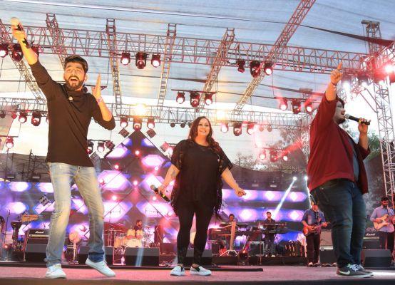 Bollyyouth - Divya Kumar, Mohammed Irfan & Shefali Alvares