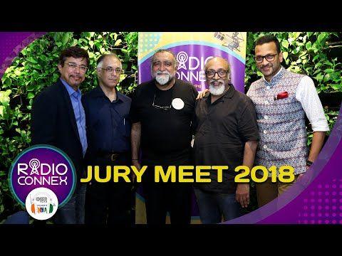 Radio Conex 2018 Jury Meet