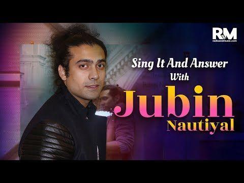 'Sing It And Answer' With Jubin Nautiyal