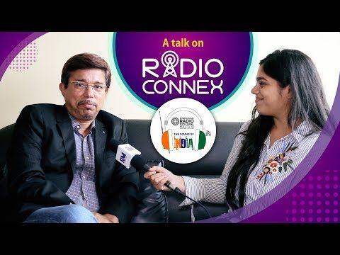 Indian Television Dot Com group CEO Anil Wanvari speaks on 'Radio Connex'