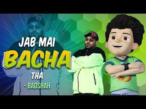 I was a shy kid, says Badshah