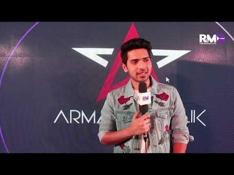 Armaan Malik's ultimate 'fan' moment