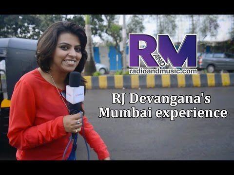 RJ Devangana's Mumbai experience