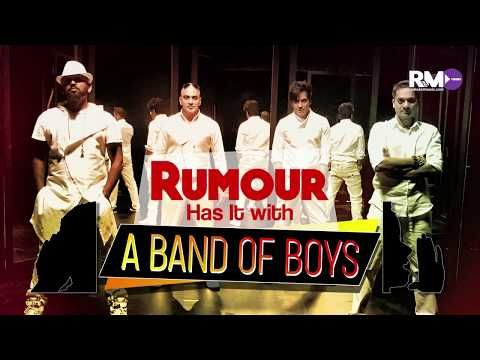 Rumour Has It with A Band Of Boys