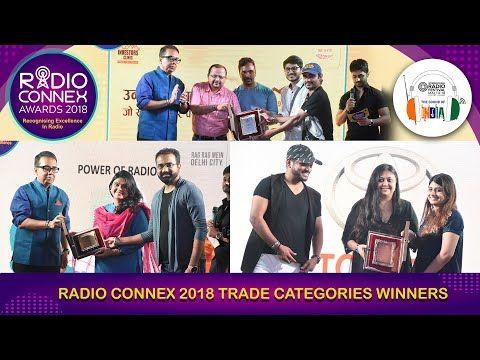Radio Connex 2018 Trade categories winners!