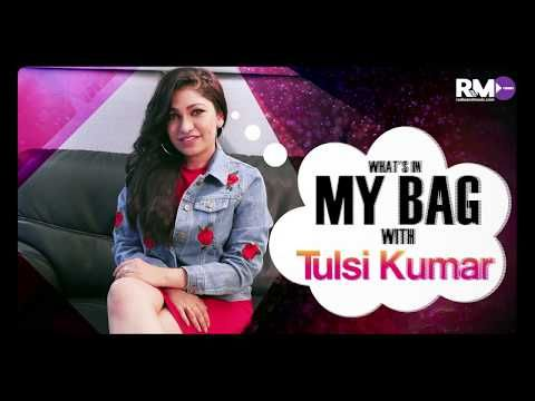 What's In My Bag With Tulsi Kumar