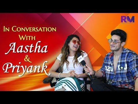 Aastha and Priyank call 'Saara India' - the travel song