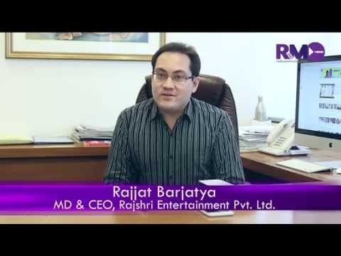 RNM EXCLUSIVE: Rajjat Barjatya talks Rajshri Marathi