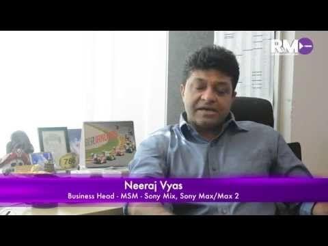 RNM EXCLUSIVE: Sony Mix's Neeraj Vyas talks marketing strategies via digital media