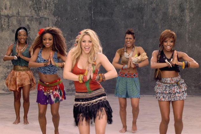 This Time For 1 Billion Views Shakira S Waka Waka Joins The Exclusive Club Radioandmusic Com