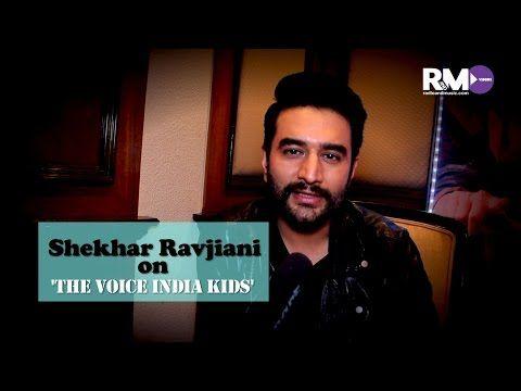 Shekhar Ravjiani on 'The Voice India Kids'