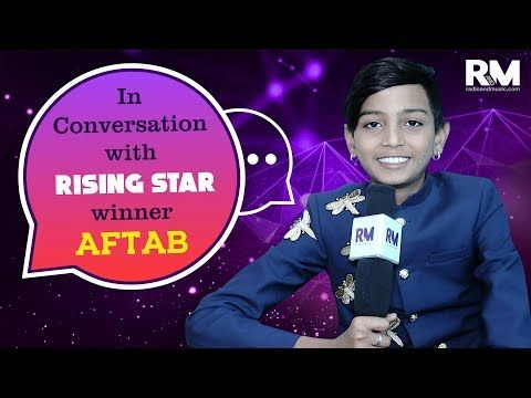 Rising Star winner Aftab Singh shares biggest takeaway!