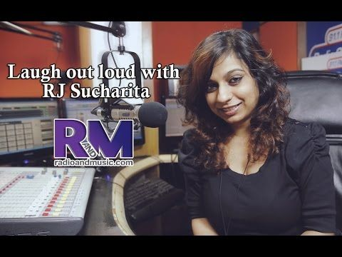 Laugh out loud with RJ Sucharita from Radio City