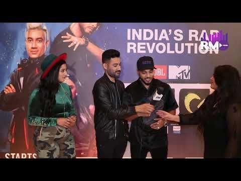 Nucleya, Raftaar and Raja Kumari on their roles as judges at MTV Hustle
