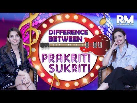 Sukriti and Prakriti tell us how to spot  difference between them!